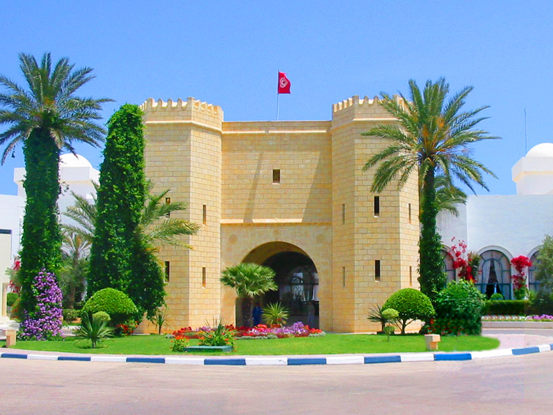 Mahdia Palace 5*