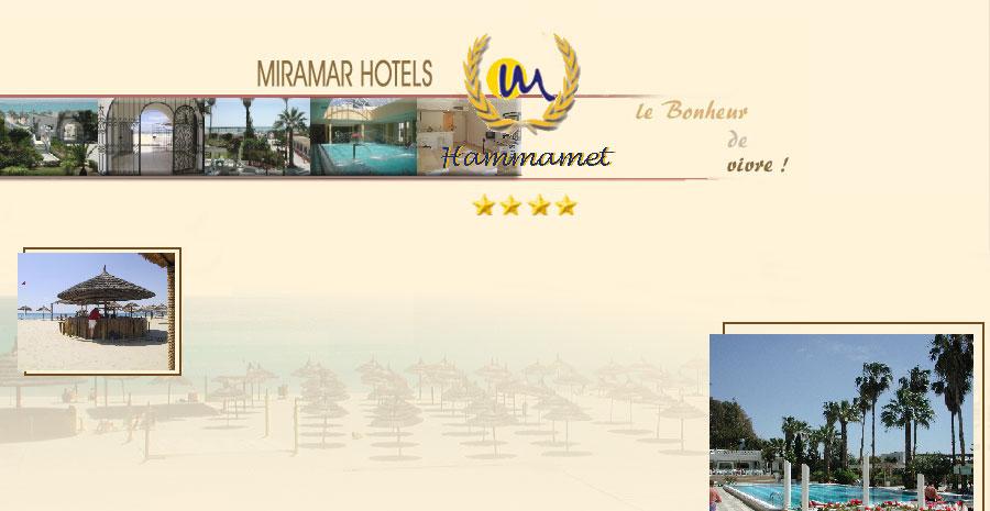 Royal Miramar Hammamet 4*